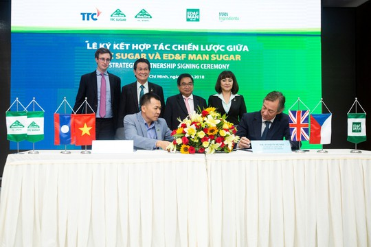 TTC Sugar định hướng tái cơ cấu sản phẩm giá trị cao - Ảnh 1.