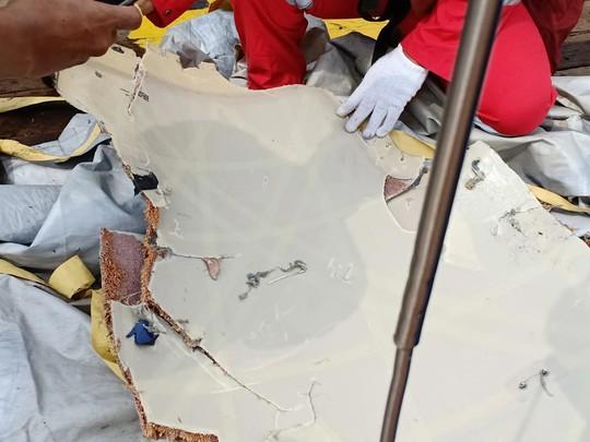 Máy bay Lion Air xin hạ cánh khẩn cấp trước khi rơi xuống biển - Ảnh 6.