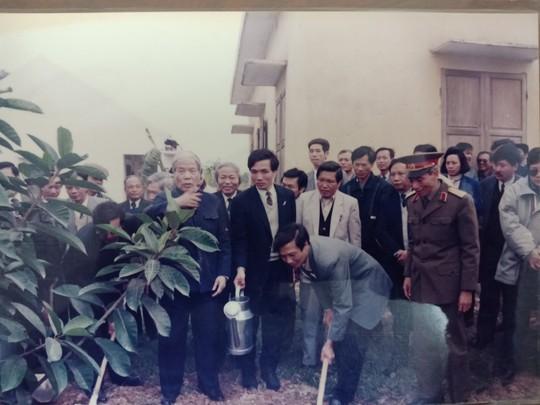 Những hình ảnh bình dị trong căn nhà cấp 4 của cố Tổng Bí thư Đỗ Mười - Ảnh 6.