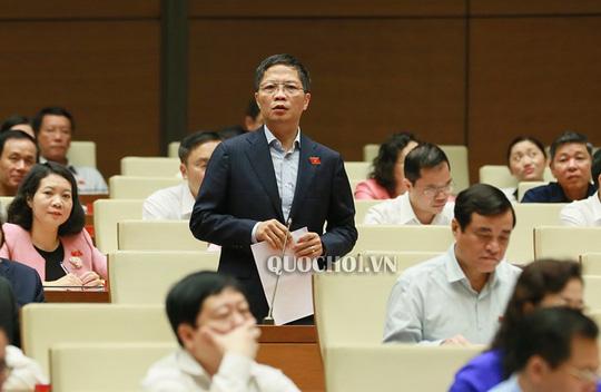 Đại biểu QH đặt vấn đề về tính nghiêm minh trong xử lý 12 đại dự án thua lỗ - Ảnh 2.