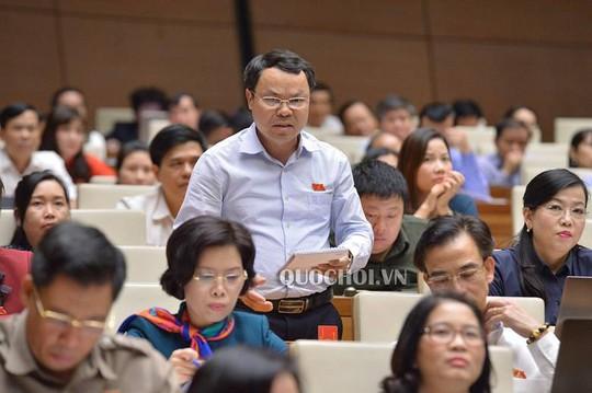 Đại biểu QH đặt vấn đề về tính nghiêm minh trong xử lý 12 đại dự án thua lỗ - Ảnh 1.