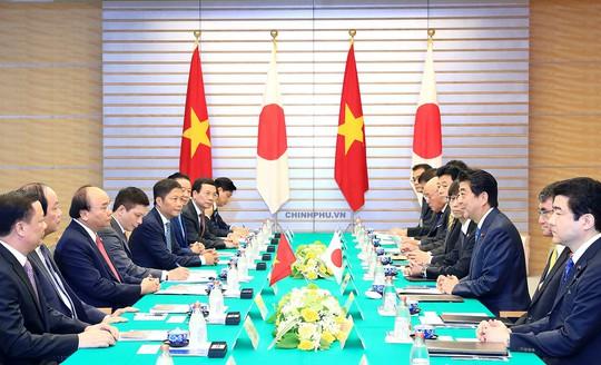Quan hệ Việt - Nhật đi vào chiều sâu - Ảnh 1.
