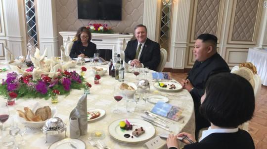 Triều Tiên đổi giọng tuyệt vời khi ngoại trưởng Mỹ gặp ông Kim Jong-un - Ảnh 1.