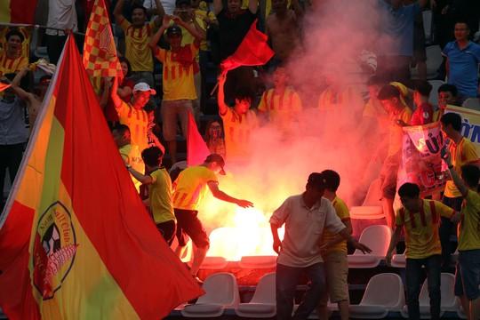 Đẩy XSKT Cần Thơ rớt hạng, Nam Định giành suất tranh vé vớt V-League 2019 - Ảnh 9.