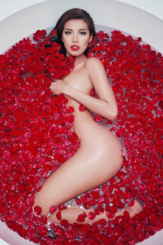 Minh Tú chụp ảnh nude vẫn thi hoa hậu: Cục Nghệ thuật biểu diễn lên tiếng - Ảnh 1.