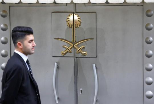 Công tố viên Thổ Nhĩ Kỳ: Nhà báo Ả Rập Saudi bị siết cổ và phi tang thi thể  - Ảnh 1.