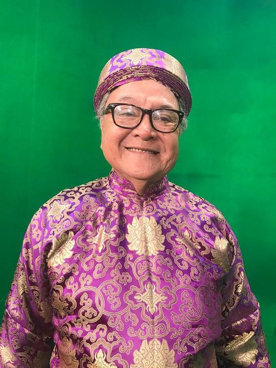 NSƯT Hùng Minh đột quỵ sau ngày sinh nhật tuổi 80 - Ảnh 1.