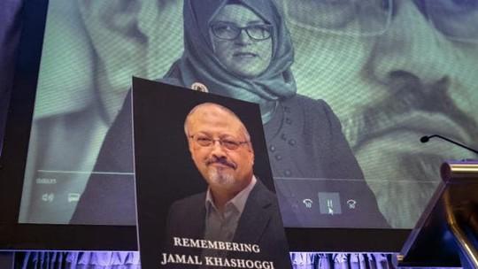 Những lời cầu khẩn vô vọng cuối cùng của nhà báo Ả Rập Saudi - Ảnh 1.
