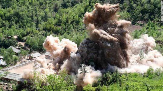 Triều Tiên lập lờ về chương trình tên lửa? - Ảnh 1.