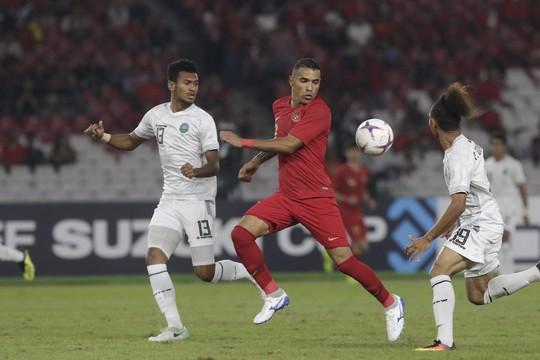 Indonesia và Philippines cùng thắng, bảng B AFF Cup căng như dây đàn - Ảnh 6.