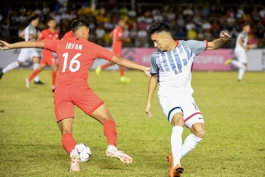 Indonesia và Philippines cùng thắng, bảng B AFF Cup căng như dây đàn - Ảnh 3.