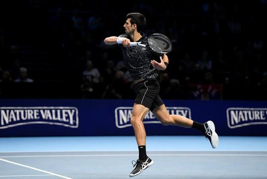 Djokovic xuất sắc vượt mặt đàn em ở ATP Finals 2018 - Ảnh 7.