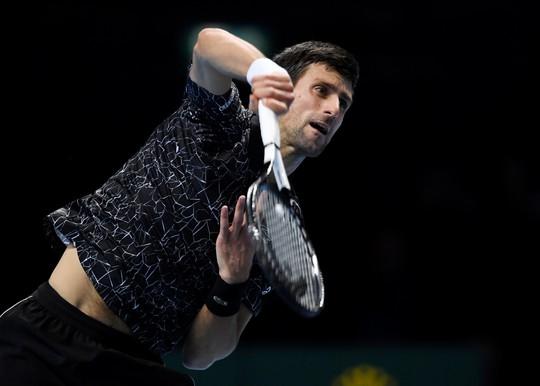 Djokovic xuất sắc vượt mặt đàn em ở ATP Finals 2018 - Ảnh 6.