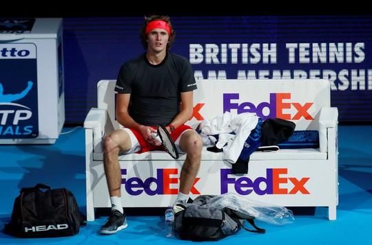 Djokovic xuất sắc vượt mặt đàn em ở ATP Finals 2018 - Ảnh 5.