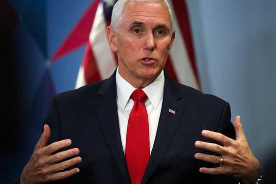 """Phó Tổng thống Mỹ """"nắn gân"""" Trung Quốc tại hội nghị ASEAN - Ảnh 1."""