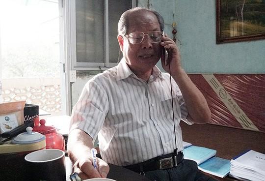 PGS Bùi Hiền: Người ta làm cáo phó cho tôi 6 lần rồi - Ảnh 1.