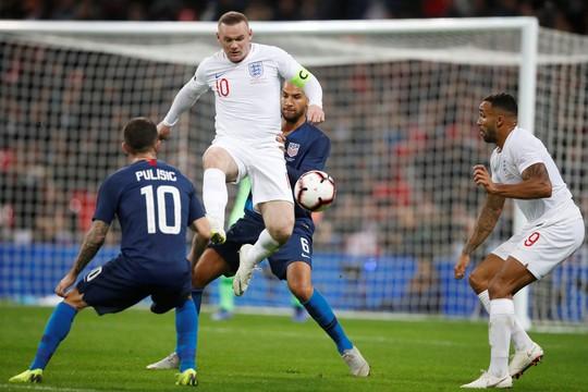 Rooney đá trận giã từ, tuyển Anh nhẹ nhàng thắng Mỹ - Ảnh 8.