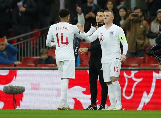 Rooney đá trận giã từ, tuyển Anh nhẹ nhàng thắng Mỹ - Ảnh 7.