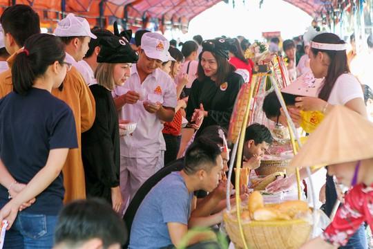 Hàng trăm món ngon ở lễ hội ẩm thực Vissan - Ảnh 16.