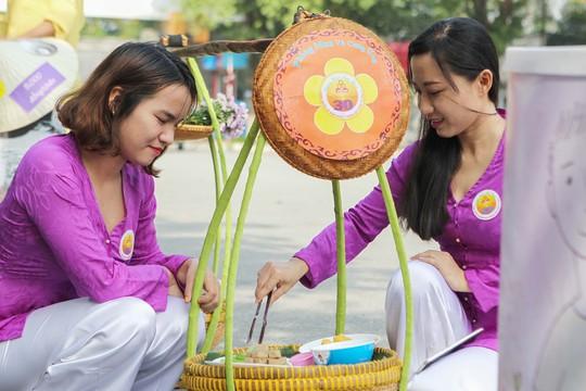 Hàng trăm món ngon ở lễ hội ẩm thực Vissan - Ảnh 2.