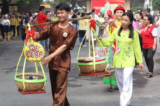 Hàng trăm món ngon ở lễ hội ẩm thực Vissan - Ảnh 3.