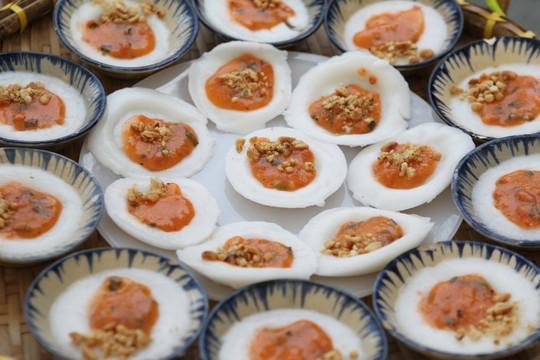 Hàng trăm món ngon ở lễ hội ẩm thực Vissan - Ảnh 5.