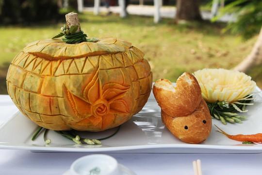 Hàng trăm món ngon ở lễ hội ẩm thực Vissan - Ảnh 7.