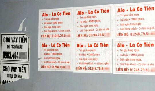 Quảng Ninh mạnh tay trị tín dụng đen - Ảnh 1.