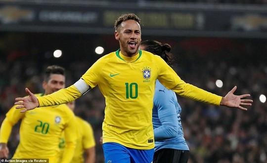 Neymar vắng mặt là cơ hội để Jesus tỏa sáng - Ảnh 1.