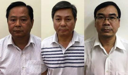 Vì sao ông Nguyễn Hữu Tín cùng 2 thuộc cấp bị bắt? - Ảnh 1.