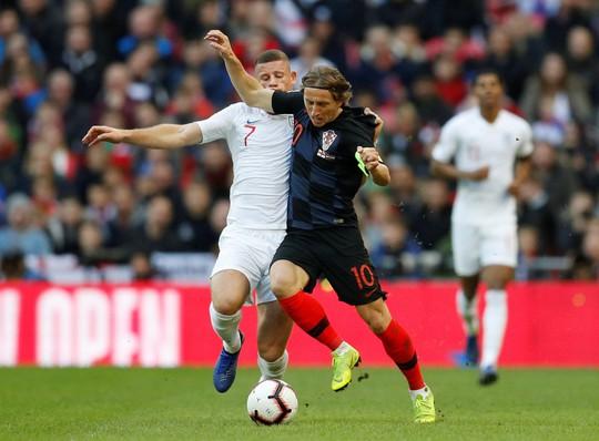 Ngược dòng quật ngã Croatia, Tam sư vào bán kết Nations League - Ảnh 2.