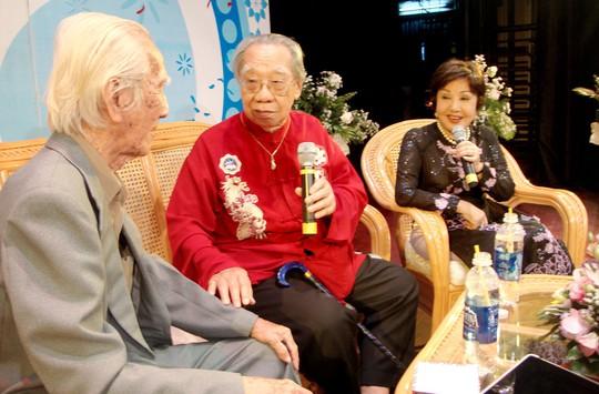 NSND Kim Cương tiếc nuối khi di nguyện của GS-TS Trần Văn Khê bất thành - Ảnh 4.