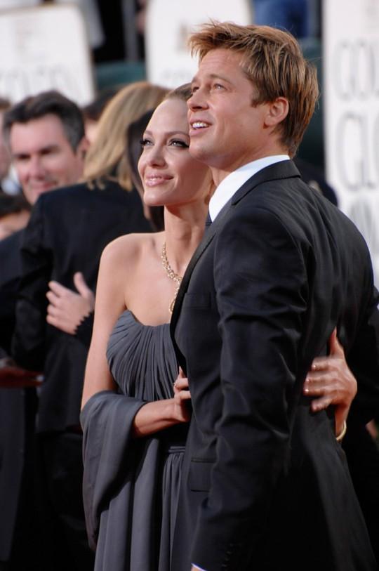 Tình huống trớ trêu trong cuộc hôn nhân Brad Pitt - Angelina Jolie - Ảnh 4.
