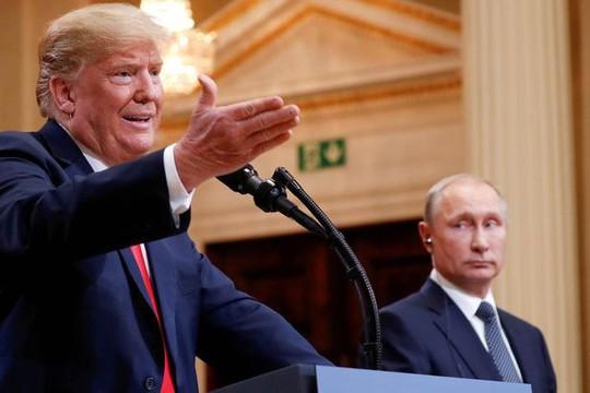 Điện Kremlin lên tiếng việc ông Trump hủy gặp ông Putin phút chót - Ảnh 1.