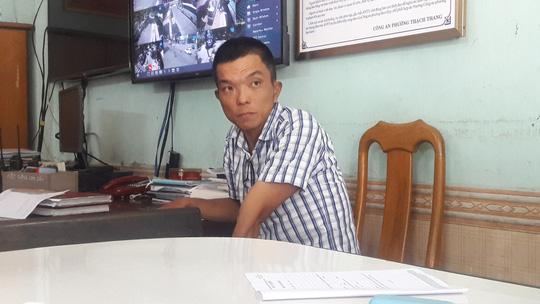 Vụ đập phá ô tô ở Đà Nẵng là đối tượng trốn trại cai nghiện ở Tiền Giang - Ảnh 1.