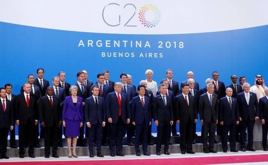 Thái tử Ả Rập Saudi bị đối xử lạnh nhạt tại hội nghị G20? - Ảnh 1.