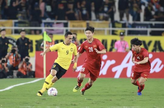 Clip: Hòa tiếc nuối Malaysia 2-2, Việt Nam hẹn bùng nổ lượt về - Ảnh 8.
