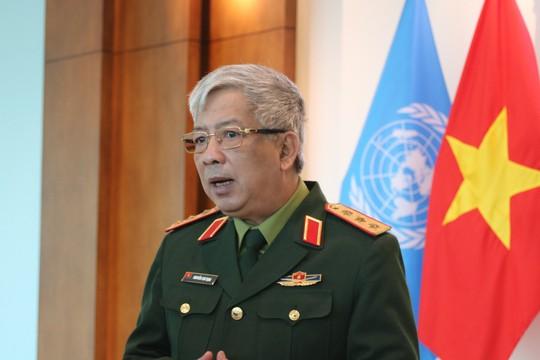 Ra mắt bệnh viện dã chiến số 2 của Việt Nam - Ảnh 16.