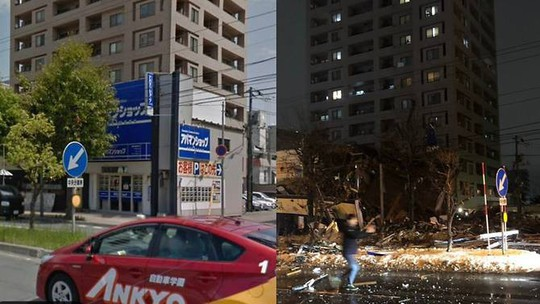 Hàng chục người đang dùng bữa, nhà hàng nổ tan tành - Ảnh 1.