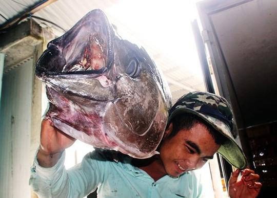 Câu cá khủng lấy tiền xây biệt phủ - Ảnh 2.