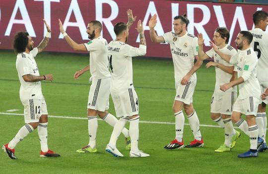 Gareth Bale lập hat-trick, Real Madrid vào chung kết World Cup - Ảnh 7.