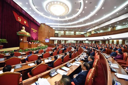Hội nghị Trung ương 9 xem xét quy hoạch các chức danh lãnh đạo chủ chốt nhiệm kỳ 2021-2026 - Ảnh 1.