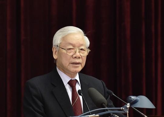 Hội nghị Ban chấp hành Trung ương Đảng lần thứ 9 khóa XII: Không để lọt người không đủ chuẩn - Ảnh 1.