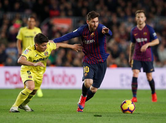 Nhấn chìm Tàu ngầm vàng, Barcelona tái chiếm ngôi đầu La Liga - Ảnh 3.