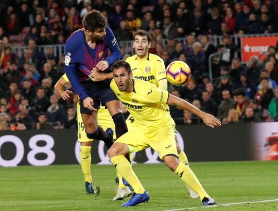 Nhấn chìm Tàu ngầm vàng, Barcelona tái chiếm ngôi đầu La Liga - Ảnh 4.