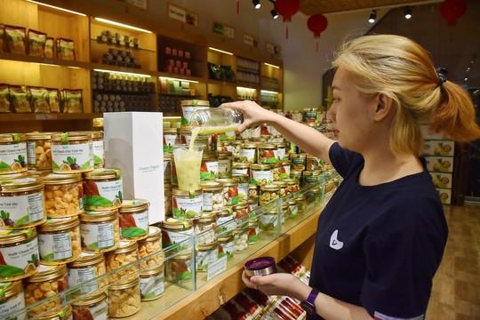 Phong phú đặc sản organic Tết - Ảnh 1.