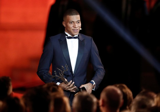 Golden Boy Kylian Mbappe và năm vàng 2018 - Ảnh 1.