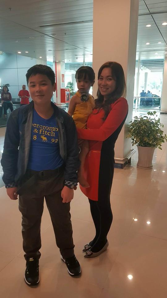 Gia đình xúc động đón cô dâu Việt từ Đài Loan về quê ăn Tết - Ảnh 8.