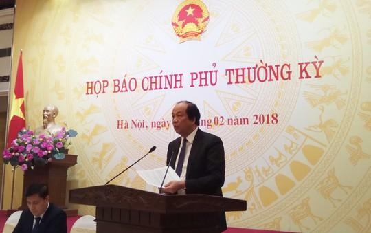 Bộ trưởng Mai Tiến Dũng: Ai đã nói thưởng U23 Việt Nam phải làm ngay - Ảnh 1.