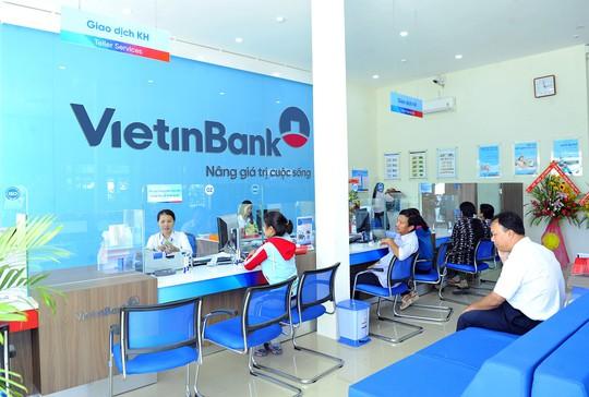 Thương hiệu VietinBank được định giá 381 triệu USD - Ảnh 1.